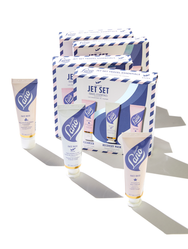 JETSET TRAVEL FACE TRIO