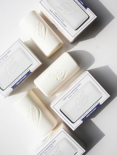 Lanolin + Egg White Cleansing Bar