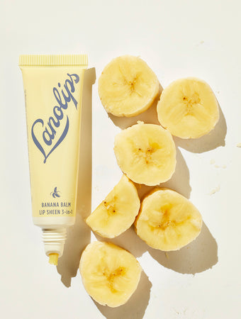 Banana Balm Lip Sheen 3-in-1