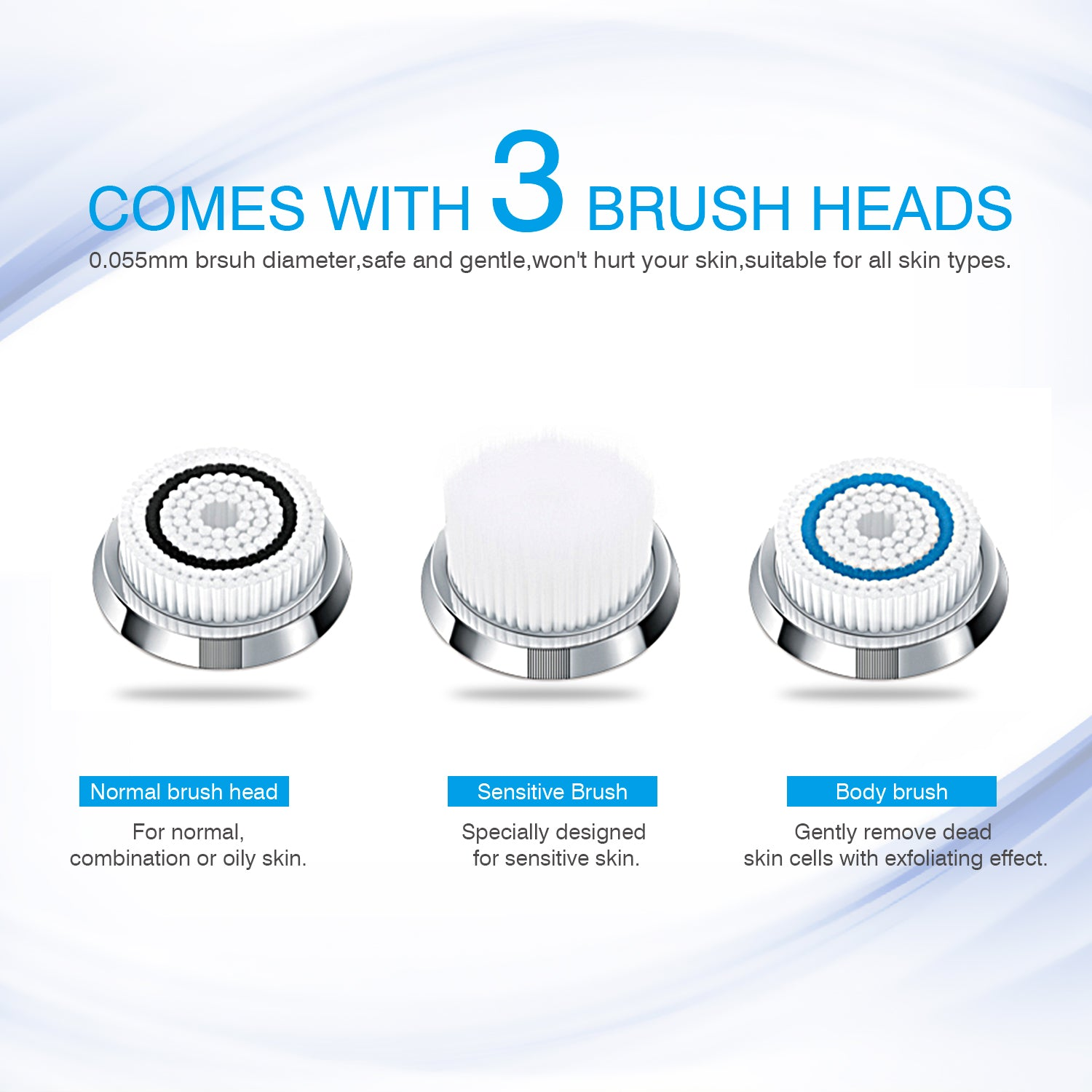 Hangsun Facial Cleansing Brush SC200
