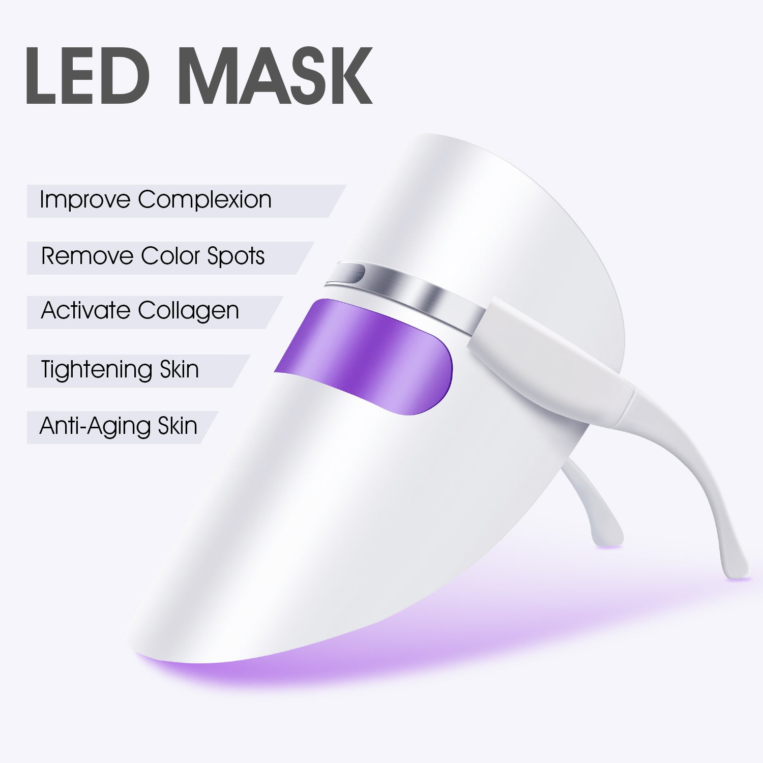 Light Therapy Treatment  Mask FT330