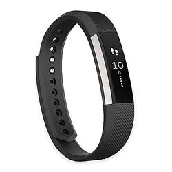 Fitbit Alta - Activity Tracker - Large - Black/Silver