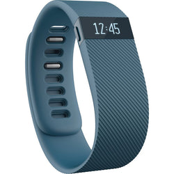 Fitbit Charge - Activity Tracker - Large - Slate