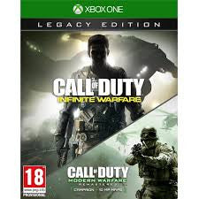 Call of Duty Infinite Warfare Legacy Edition [Xbox One Game]
