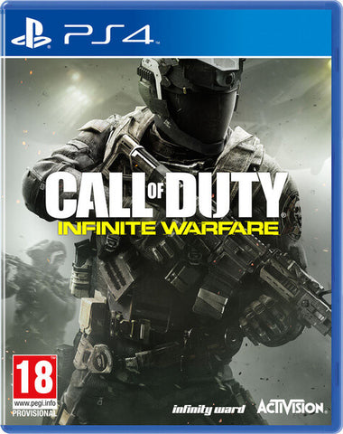 Call of Duty Infinite Warfare [PS4 Game]