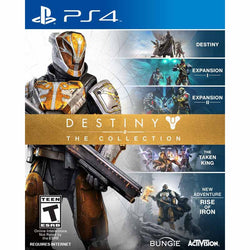 Destiny The Collection [PS4 Game]