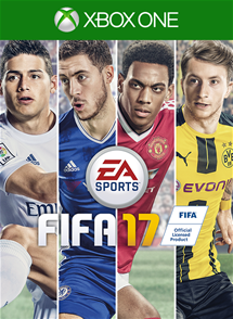 FIFA 17 [Xbox One Game]