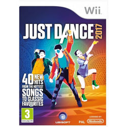 Just Dance 2017 [Wii Game]