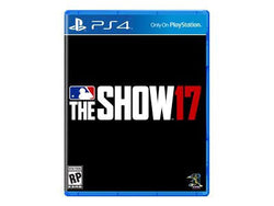 MLB The Show 17 [PS4 Game]