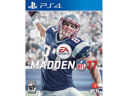 Madden NFL 17 [PS4 Game]