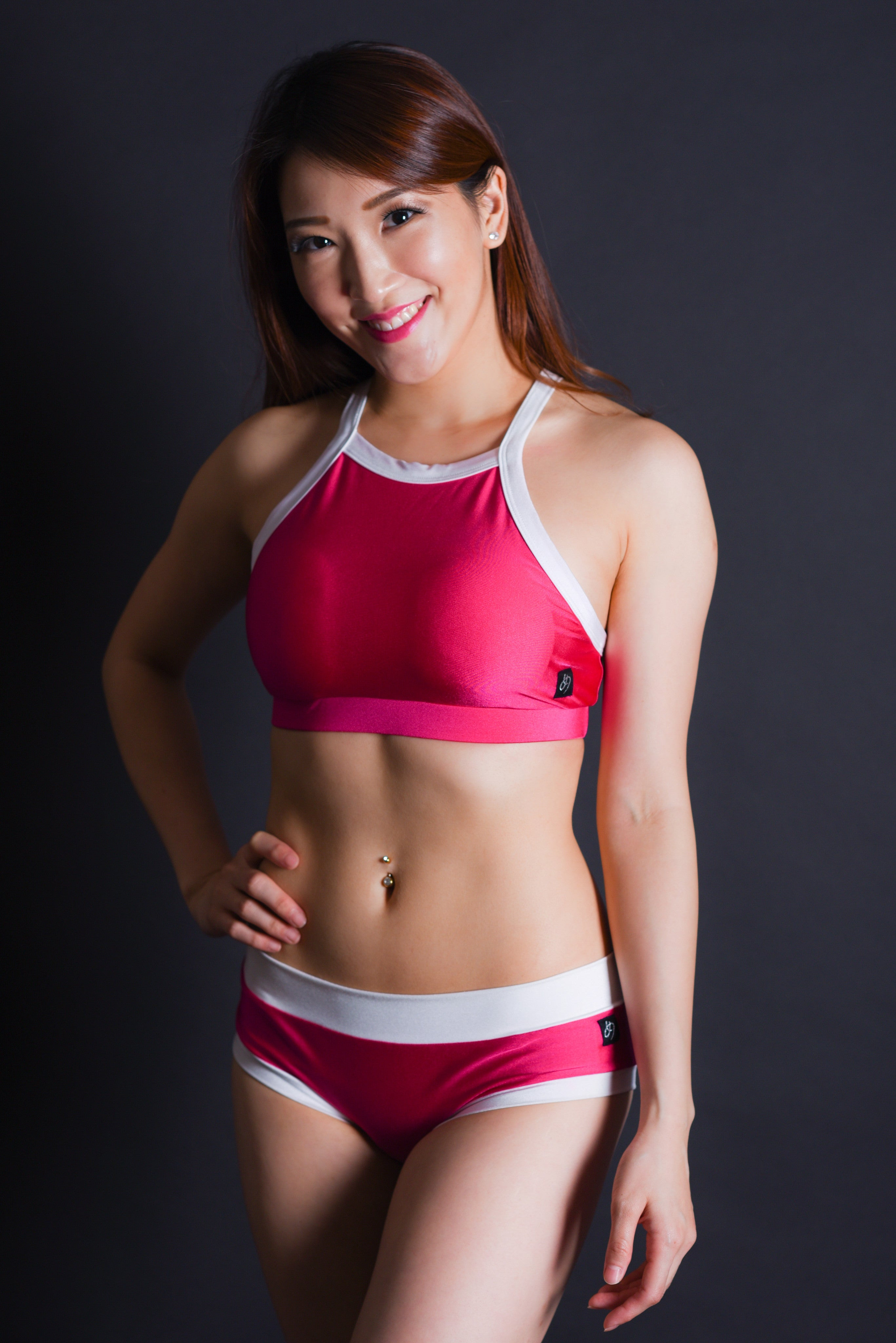 Infinity Shorts - Berry Pink