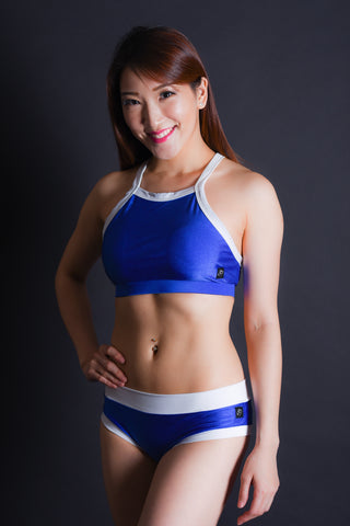 Infinity Shorts - Royal Blue
