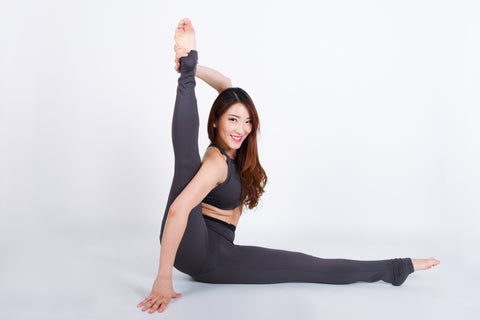Infinity Leggings - Grey