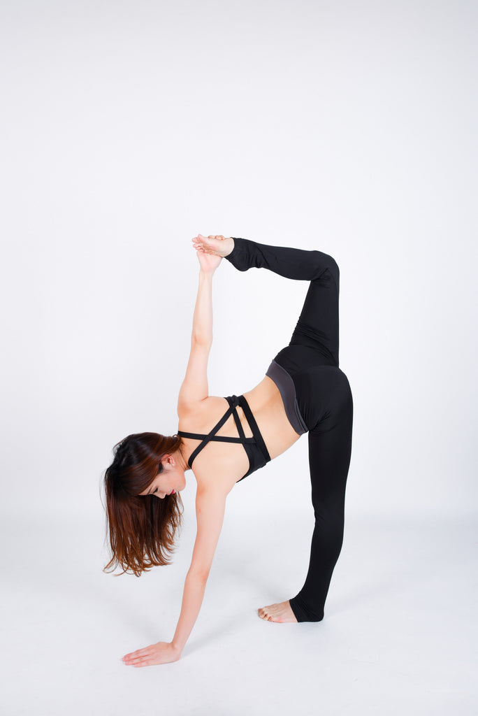 Infinity Leggings - Black