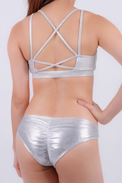 pearl cheeky shorts – rebelle activewear