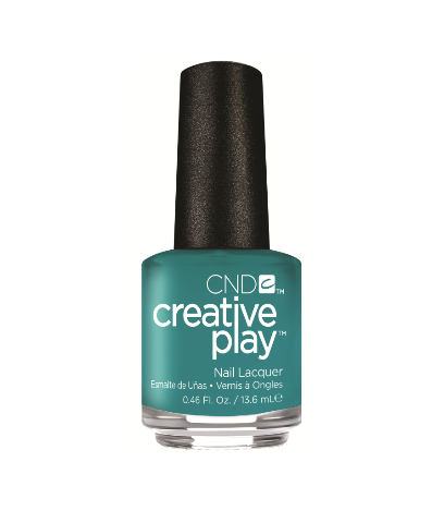 CND Creative Play Head Over Teal