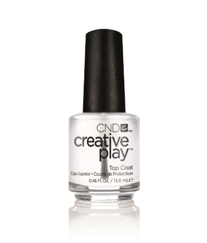 CND Creative Play Top Coat