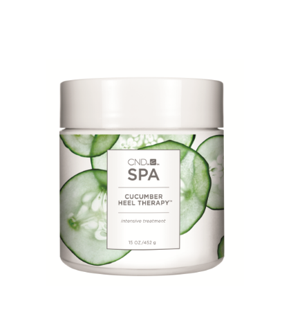 CND SPA Cucumber Heel Therapy Intensive Treatment