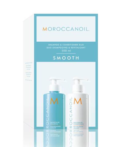 Moroccanoil SMOOTHING Shampoo & Conditioner Promotion Kit