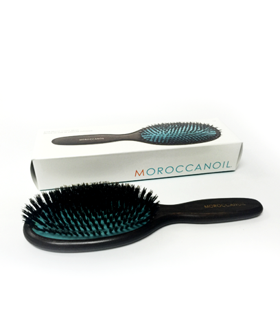 Moroccanoil Wooden Brush Collection Thermal Paddle Brush WPC
