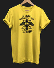 Chambal Moto Crew T-Shirt - The Chambal