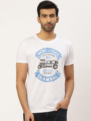 Rebellious White T-Shirt - The Chambal