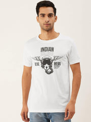 Indian Soldier White T-Shirt - The Chambal