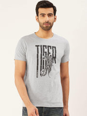 Fierce Grey T-shirt - The Chambal