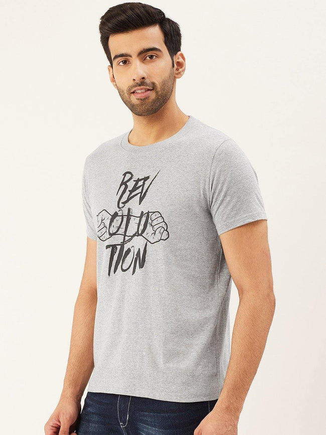 Revolution Grey T-Shirt - The Chambal