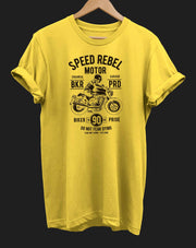 Chambal Speed Rebel T-Shirt - The Chambal