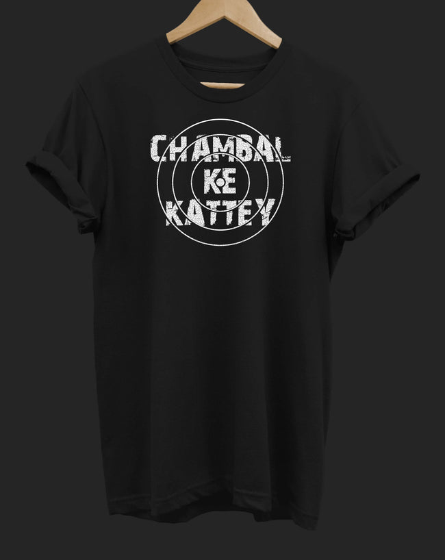 Chambal Ke Kattey T-Shirt - The Chambal