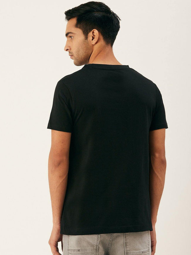 Junkie Black T-Shirt - The Chambal
