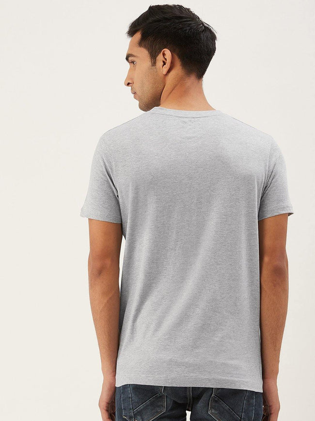 Be Rebel Grey T-Shirt - The Chambal