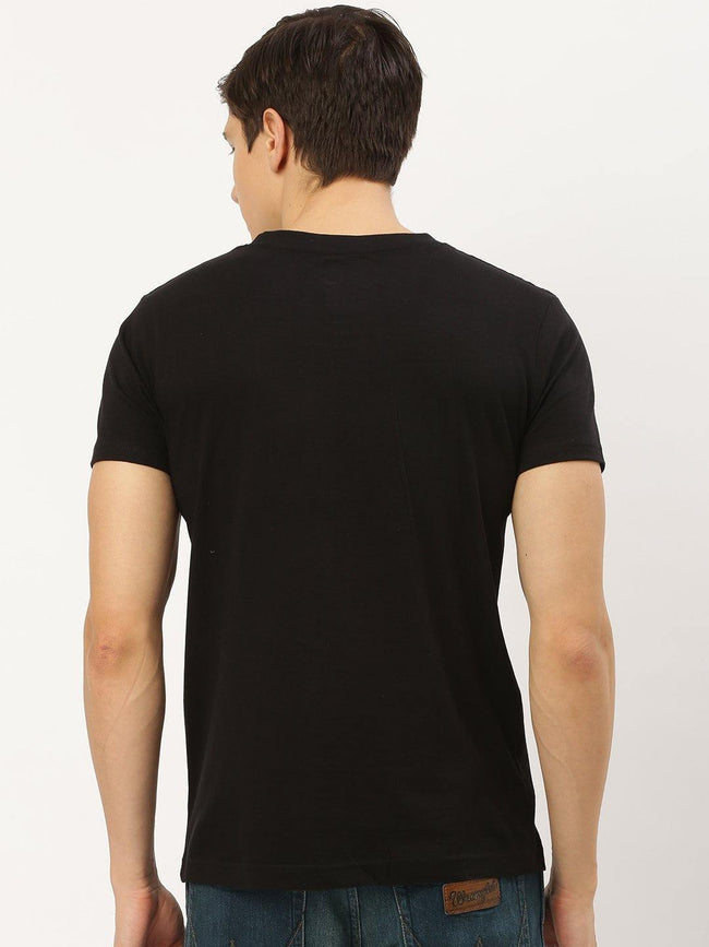 Chambal Core Black T-Shirt - The Chambal