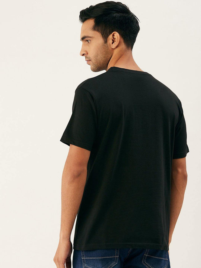 Offroad Black T-Shirt - The Chambal
