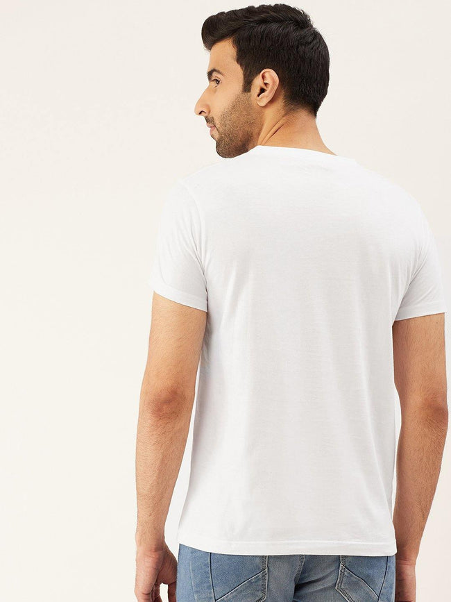 Born Wild White T-Shirt - The Chambal