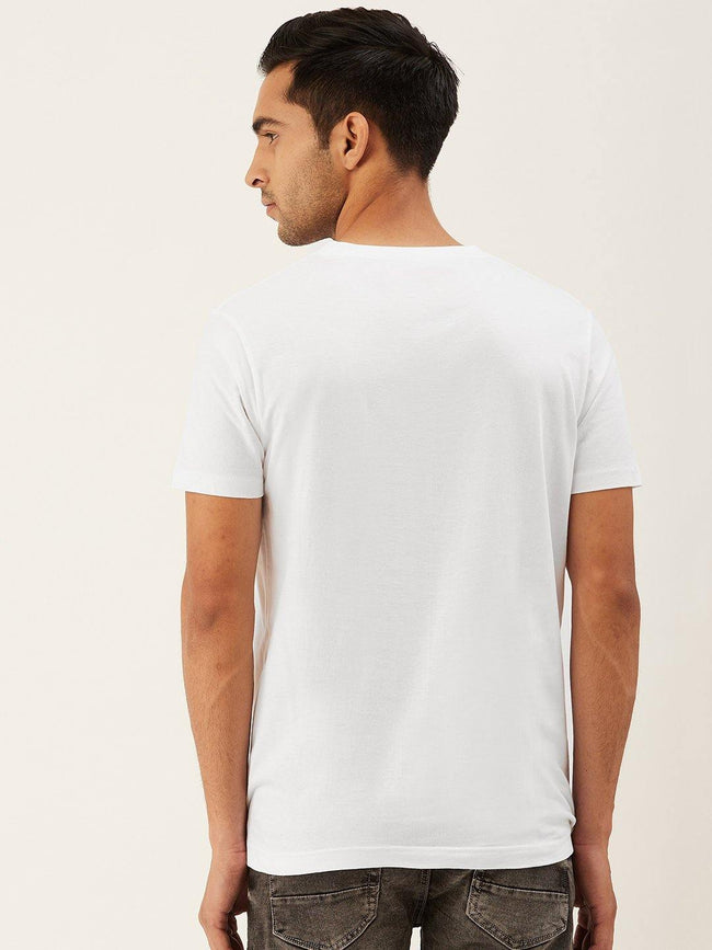 Hope White T-Shirt - The Chambal