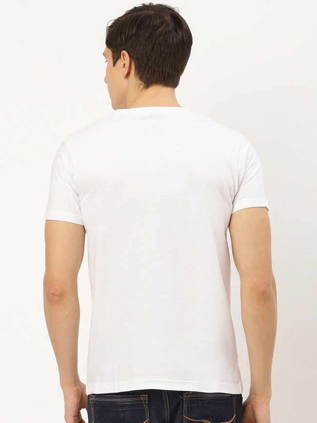 Adventures White T-Shirt - The Chambal