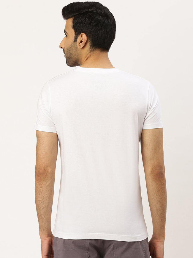Chambal Core White T-Shirt - The Chambal