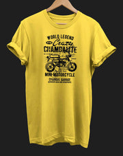 Chambal Mini Motorcycle T-Shirt - The Chambal