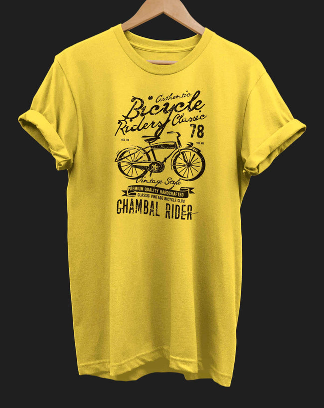 The Chambal Bicycle Riders T-Shirt - The Chambal