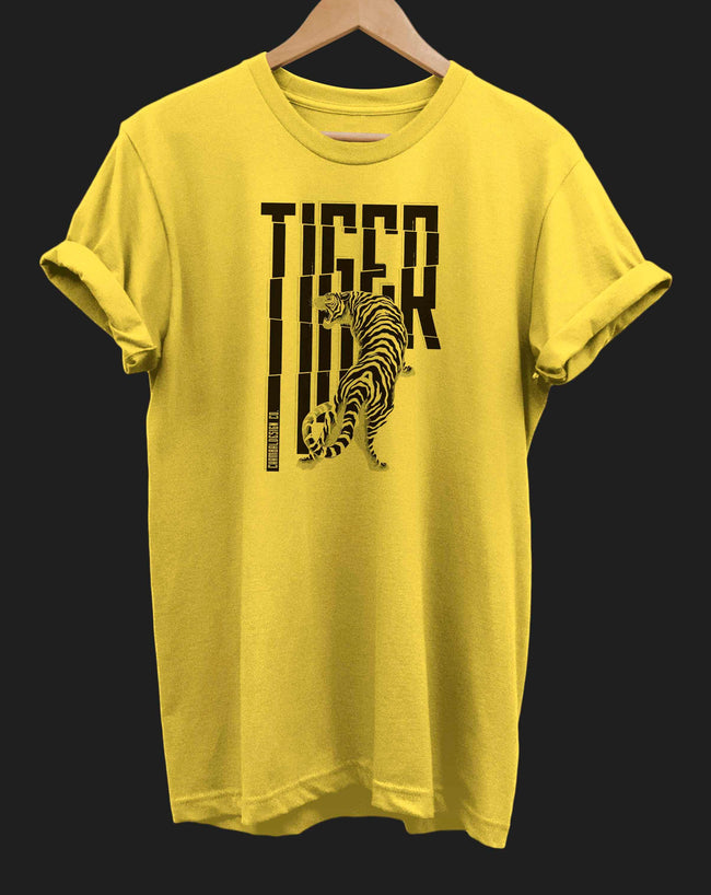 Chambal Tigers T-Shirt - The Chambal