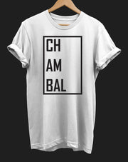 Chambal Classic Block T-Shirt - The Chambal®