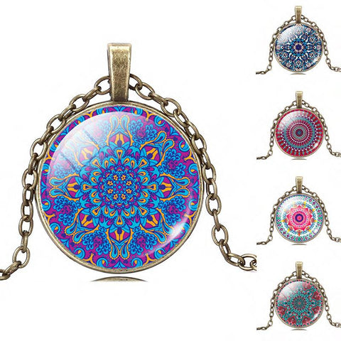 Mandala Zen Necklace