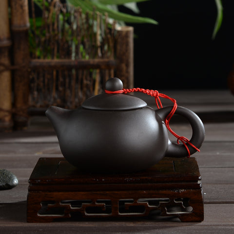 Purple sand teapot Household ceramics kung fu tea set Porcelain