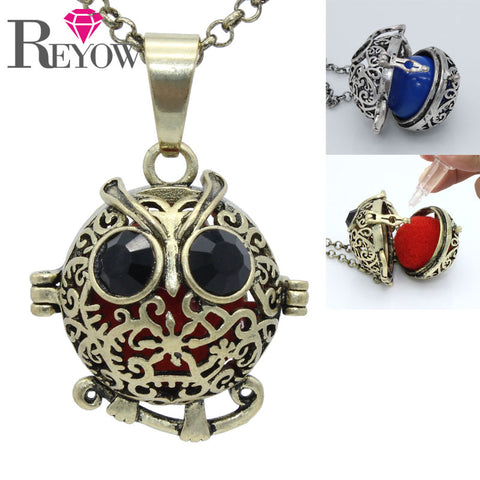 Fairy Light - Owl Charm