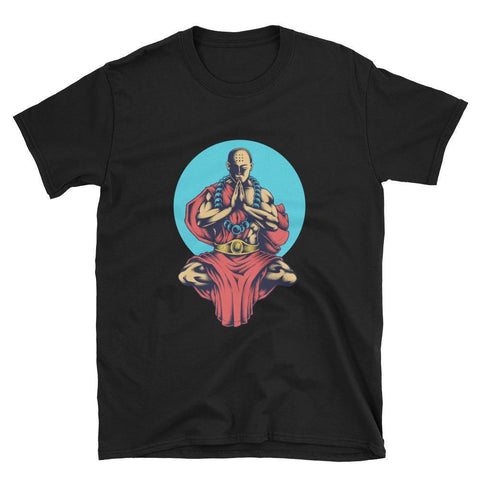 2018 New Mens T Shirts Inner Peace Hippy Art Men's T-Shirt