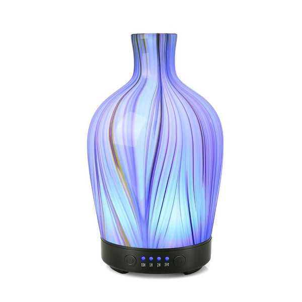 Aromatherapy humidifier essential oil diffuser ultrasonic quiet