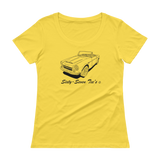 1967 Datsun - Ladies' Scoopneck T-Shirt