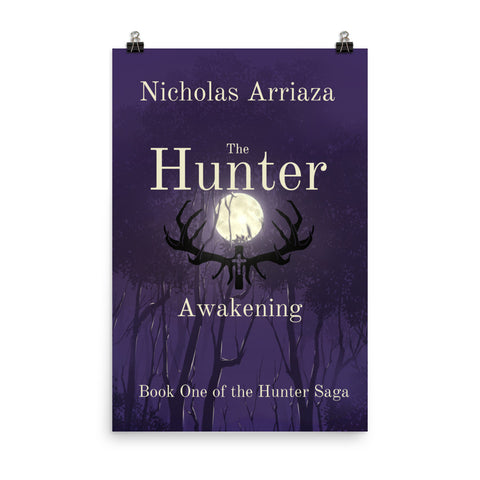 Hunter Awakening poster